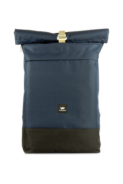 Freibeutler - Courier Bag - Blue/Black
