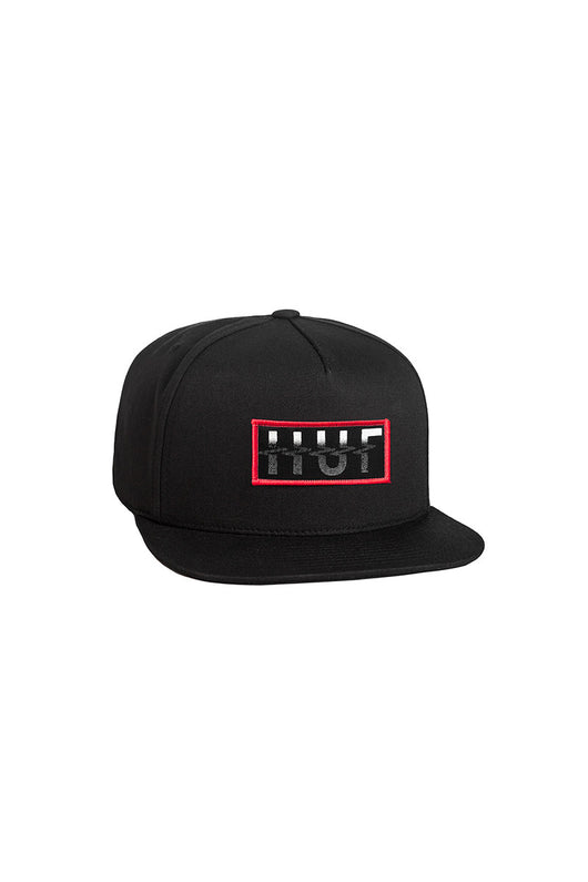 HUF - Frequency Snapback - black