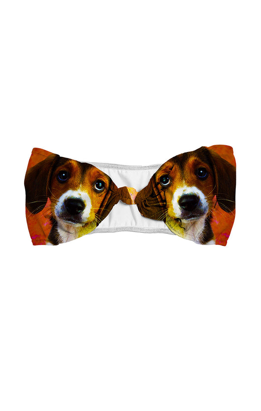 Mr Gugu – Puppy bandeau top