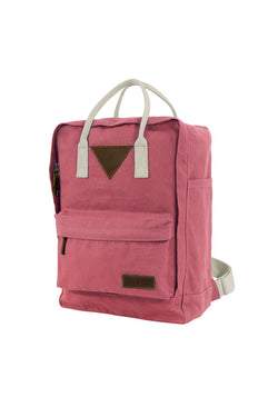 Mela Wear - Ansvar II Backpack - Altrosa - Fairtrade & GOTS zertifiziert