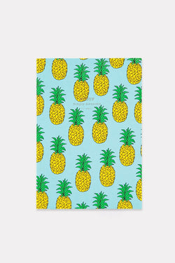 WOOUF - PINEAPPLE NOTEBOOK A5