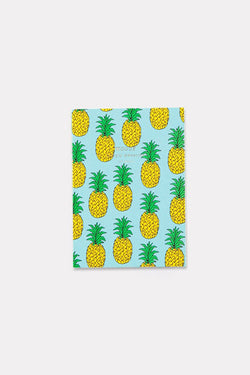 WOOUF - PINEAPPLE NOTEBOOK A6