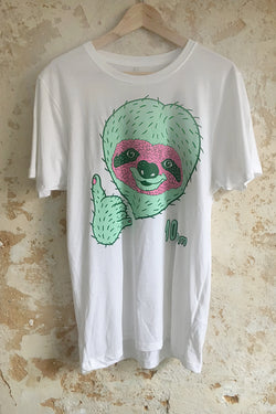 Rahel Süßkind – Wild Wood Collabo – Sloth Shirt – 10bpm