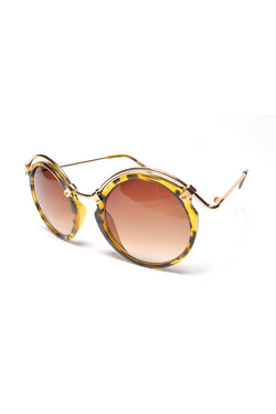 SPITFIRE - A-TEEN - BROWN TORT/GOLD/BROWN