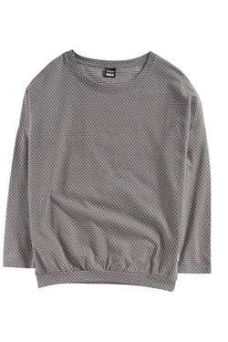 CLEPTOMANICX CREWNECK - PORT SWEATER