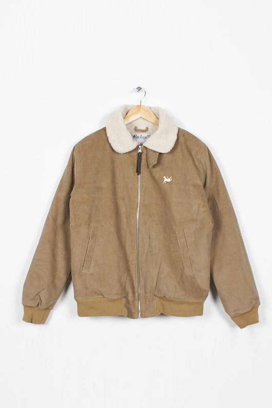 Rockwell by Parra – Corduroy Jacket Topper Harley