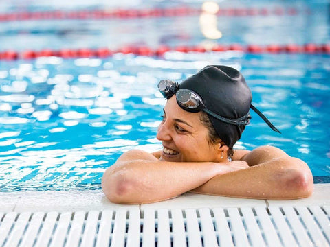 How Claire Badenhorst uses Training Peaks and the FORM Smart Swim Goggles