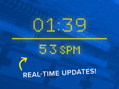 Using Real-Time Stroke Rate in the Pool