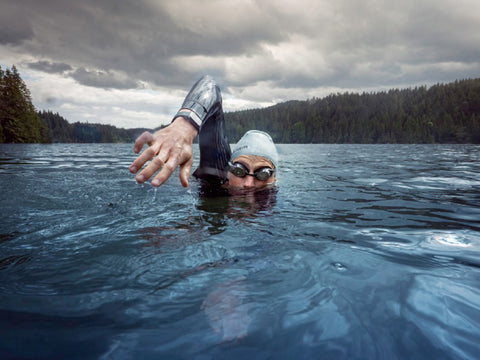 5 Tips for Overcoming Open Water Swim Fears