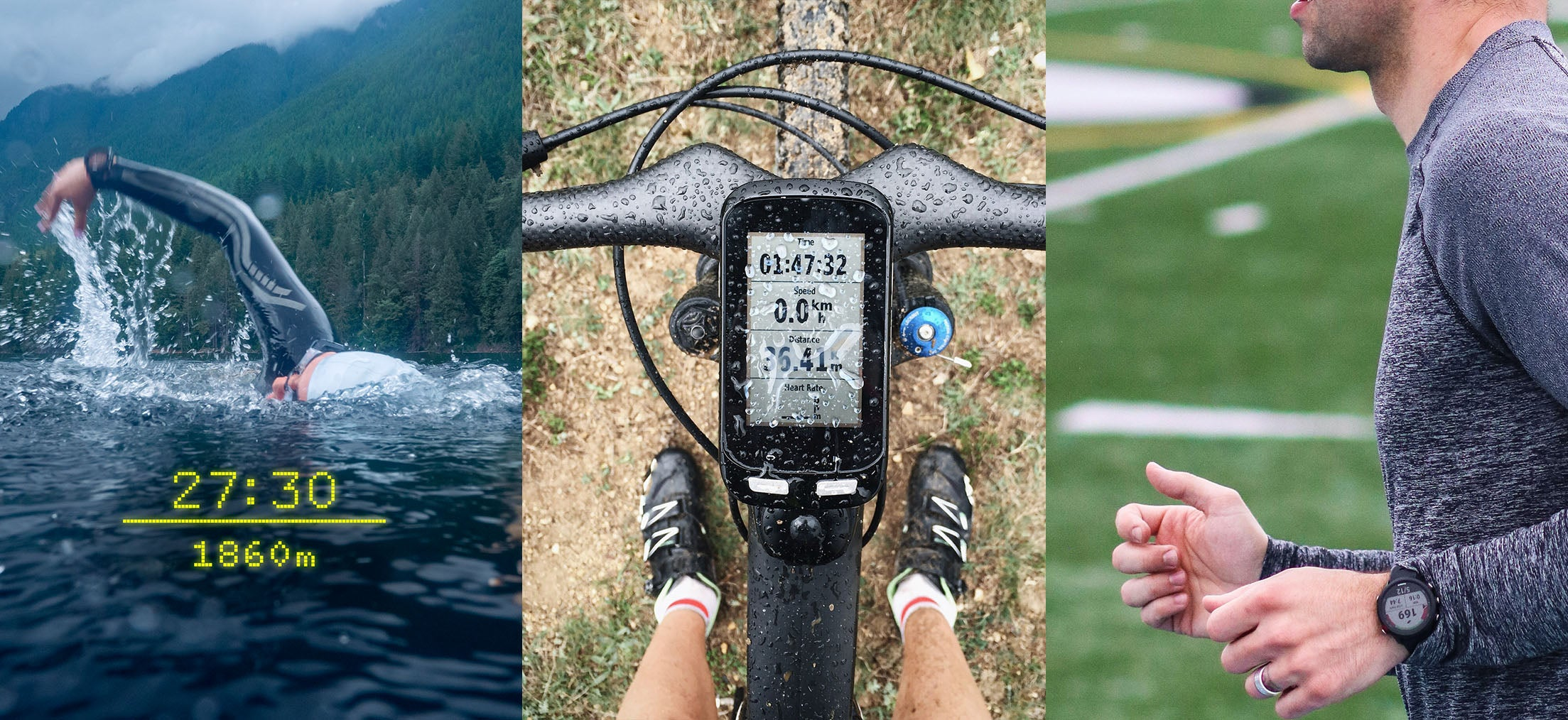 Form goggles enables swimmers to access their live metrics like bikers and runners.