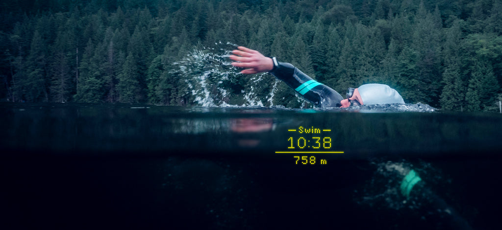Open water swimming requires a good wetsuit