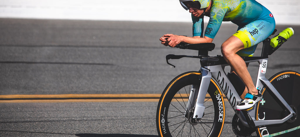 A good bike and bike fit are essential to triathlon