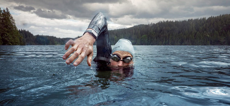 keith eriks open water swimmer