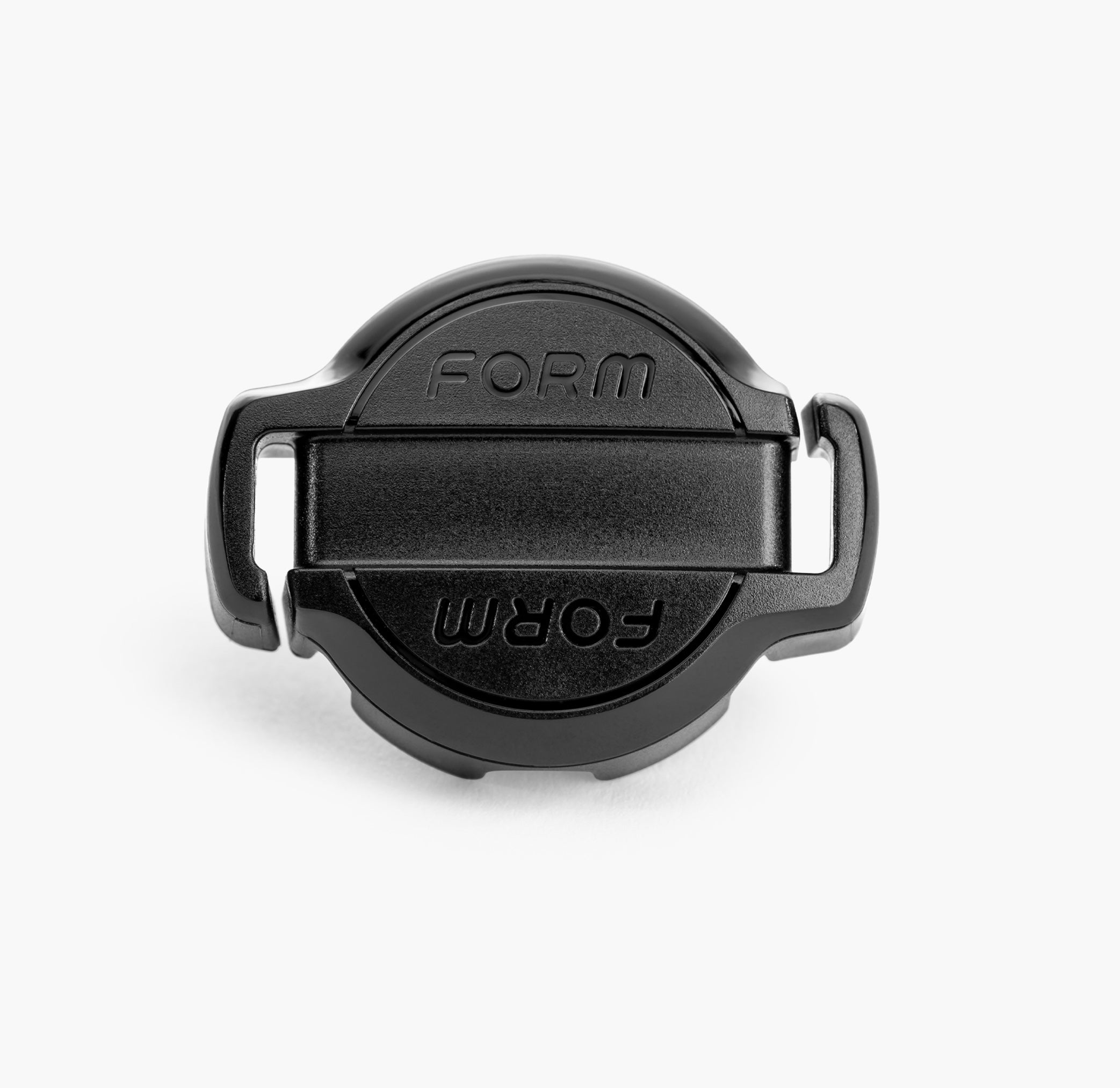 FORM Smart Swim Goggles Mounting Clip for the Polar OH1 Heart Rate Sensor