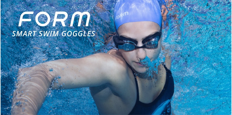FORM Smart Swim Goggles