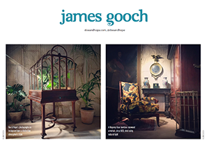 Reclaim Magazine Issue 34; Insta-Antiques