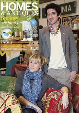 BBC Homes and Antiques March 2013