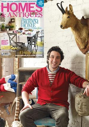 BBC Homes and Antiques April 2013