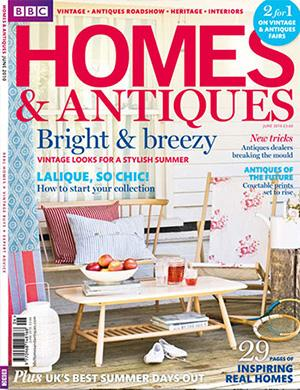 BBC Homes and Antiques May 2013