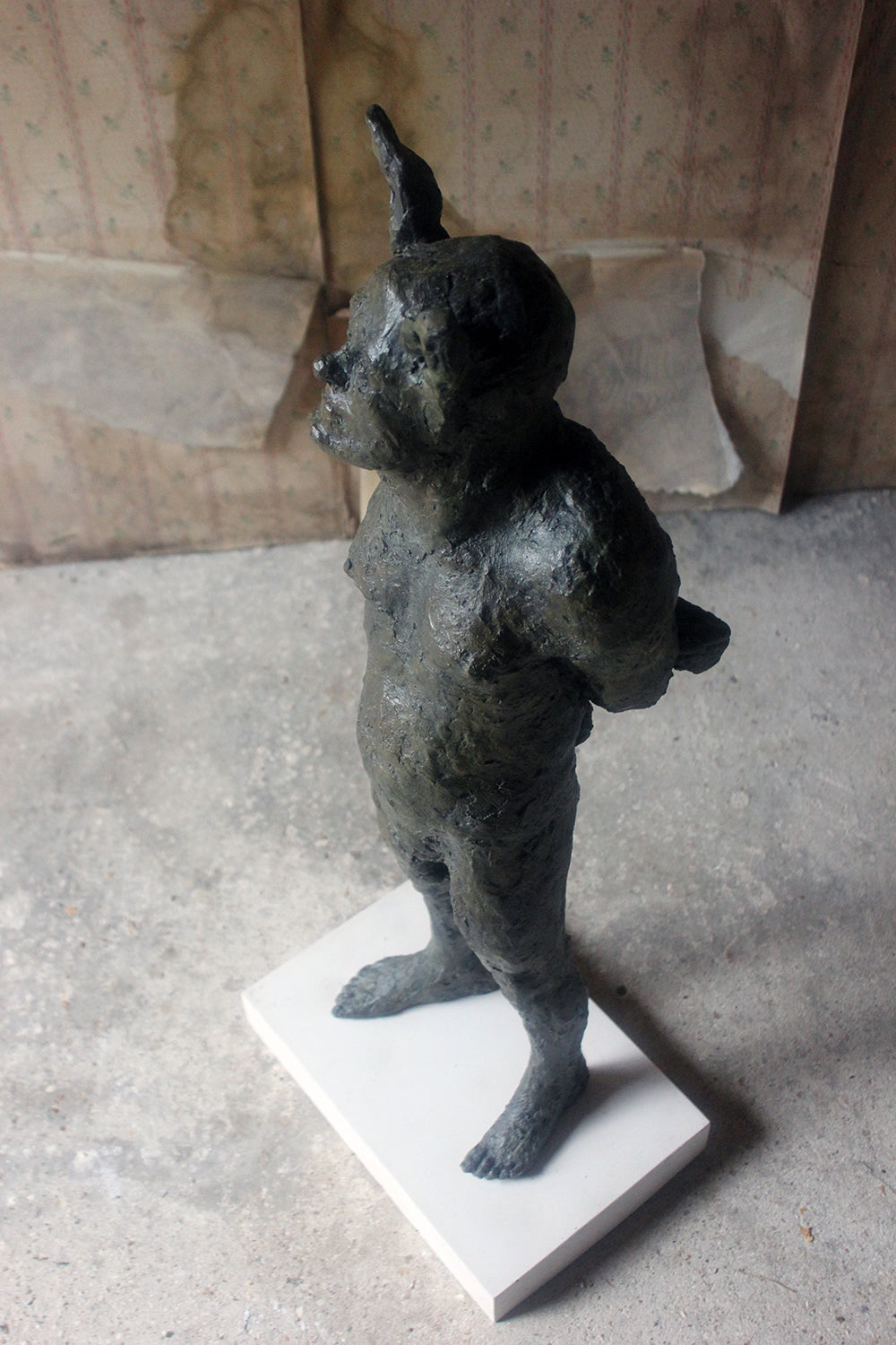 Beth Carter; Mr Doubledream; Bronze; Edition 6 of 15