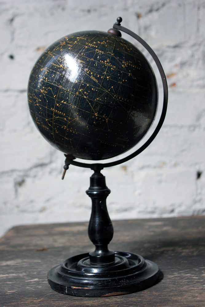 An Attractive Early 20thC Popular Celestial Table Globe; Prepared by G Philip & Son, London c.1910-15