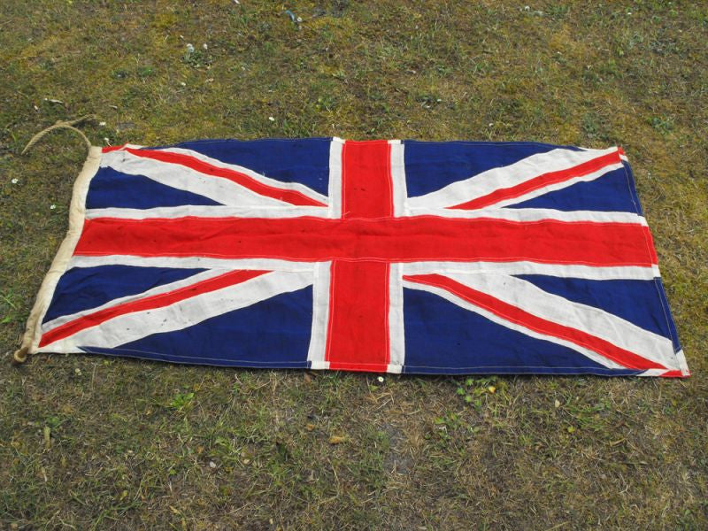 A Quality Vintage Cloth Union Jack Flag