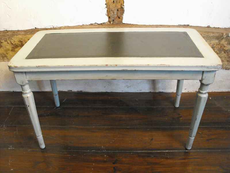 A Well Proportioned Edwardian Painted Coffee Table