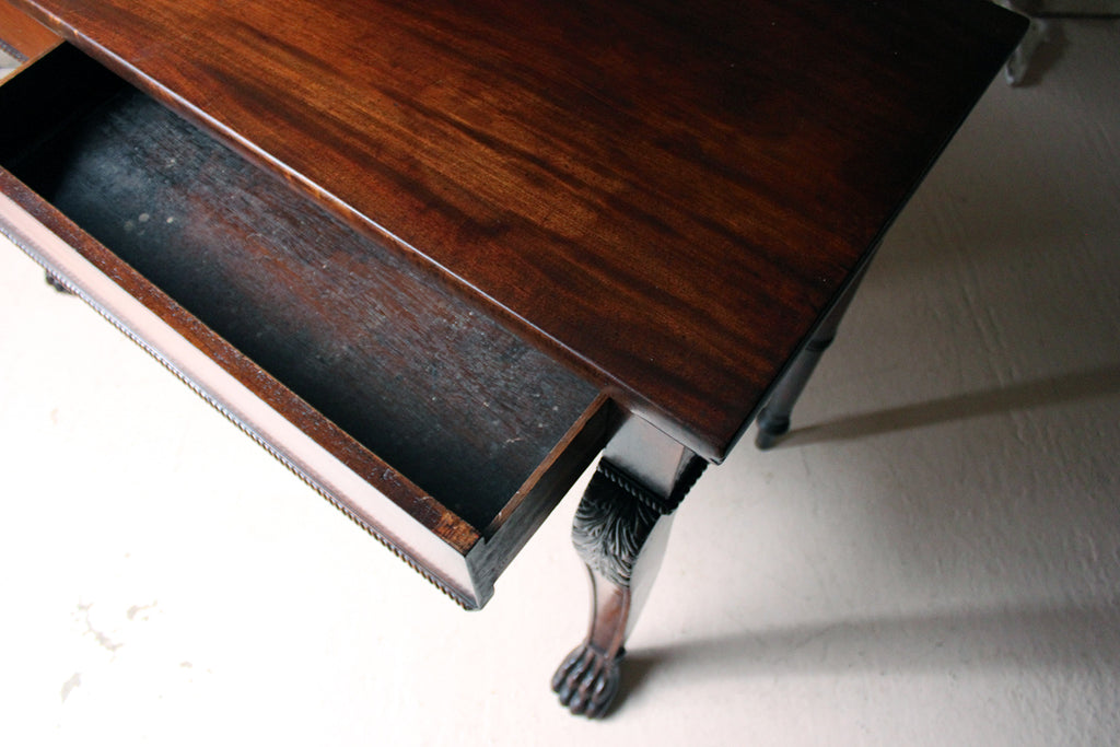 A Regency Period Mahogany Serving Table c.1820
