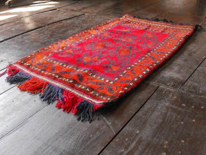 Sirjan Antique Persian Salt-Bag: 105cm x 61cm