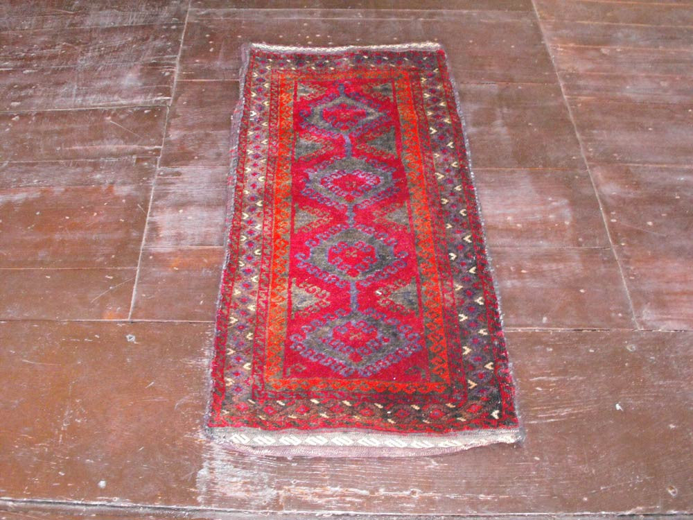 Sirjan Antique Persian Salt-Bag: 107cm x 51cm