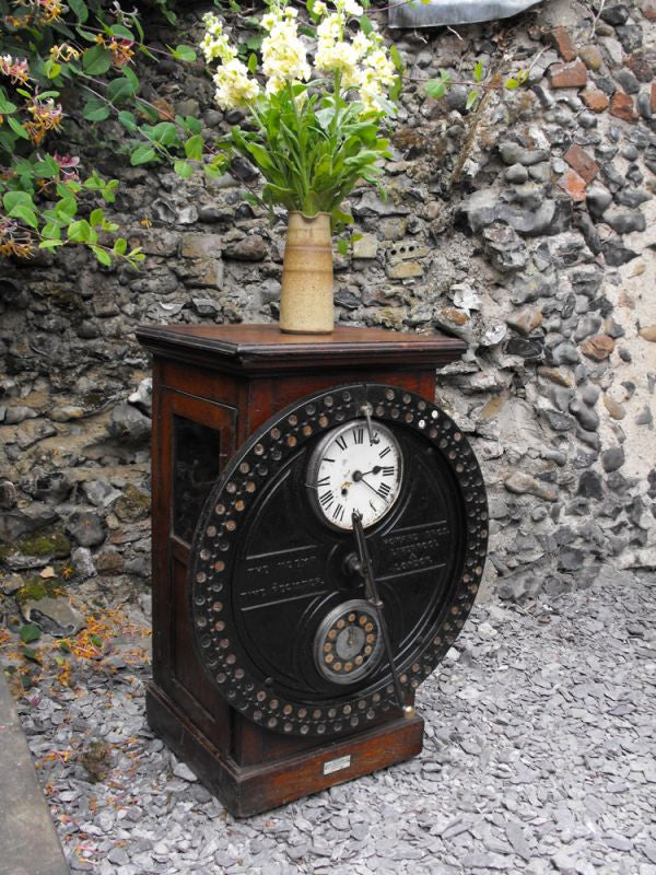 "A Large & Unusual Timekeeper's Clock, ""The Dey Time Register"", by Howard Bros of London & Liverpool"