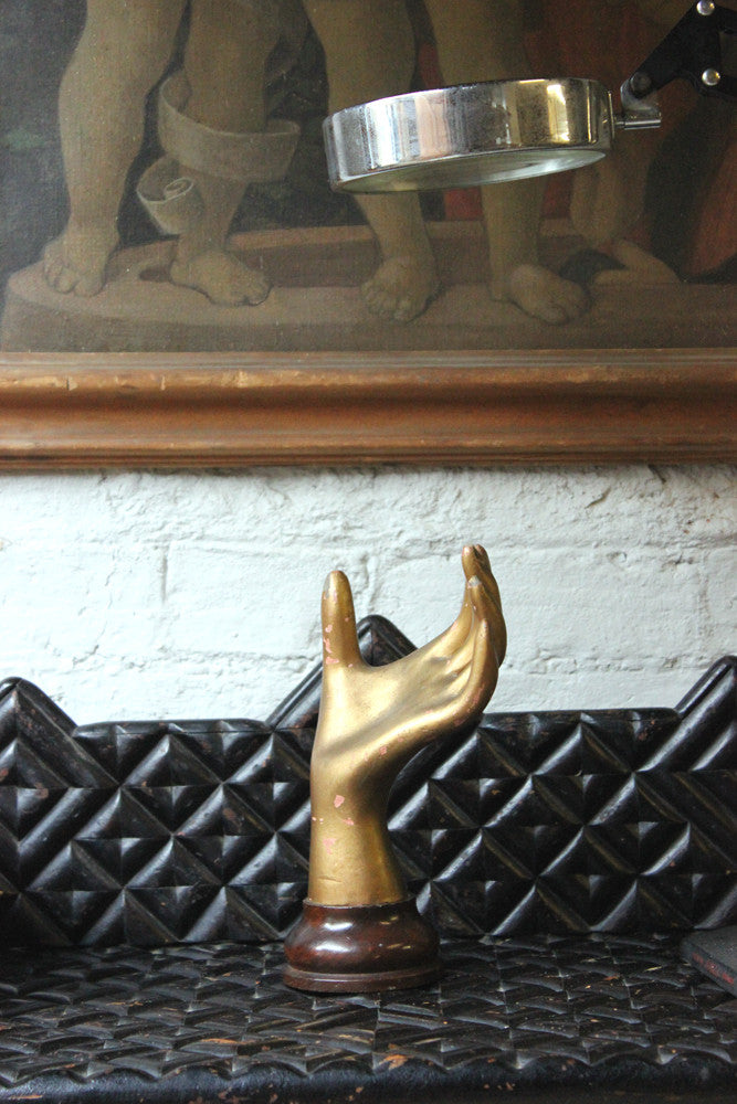 A Superb Art Deco Period Jewellers Shop Display Hand by Harris & Sheldon