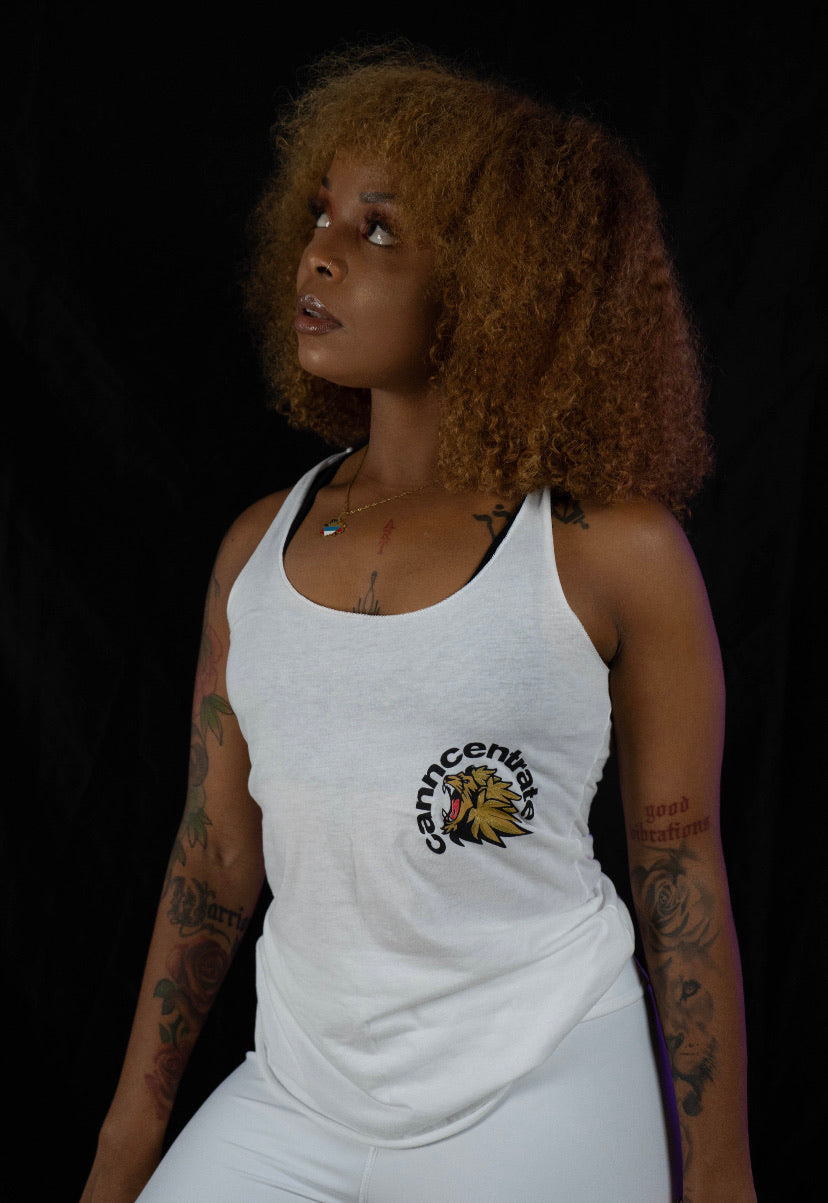 White Cartel Tank
