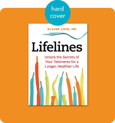 Lifelines - Signed Hard Cover Book