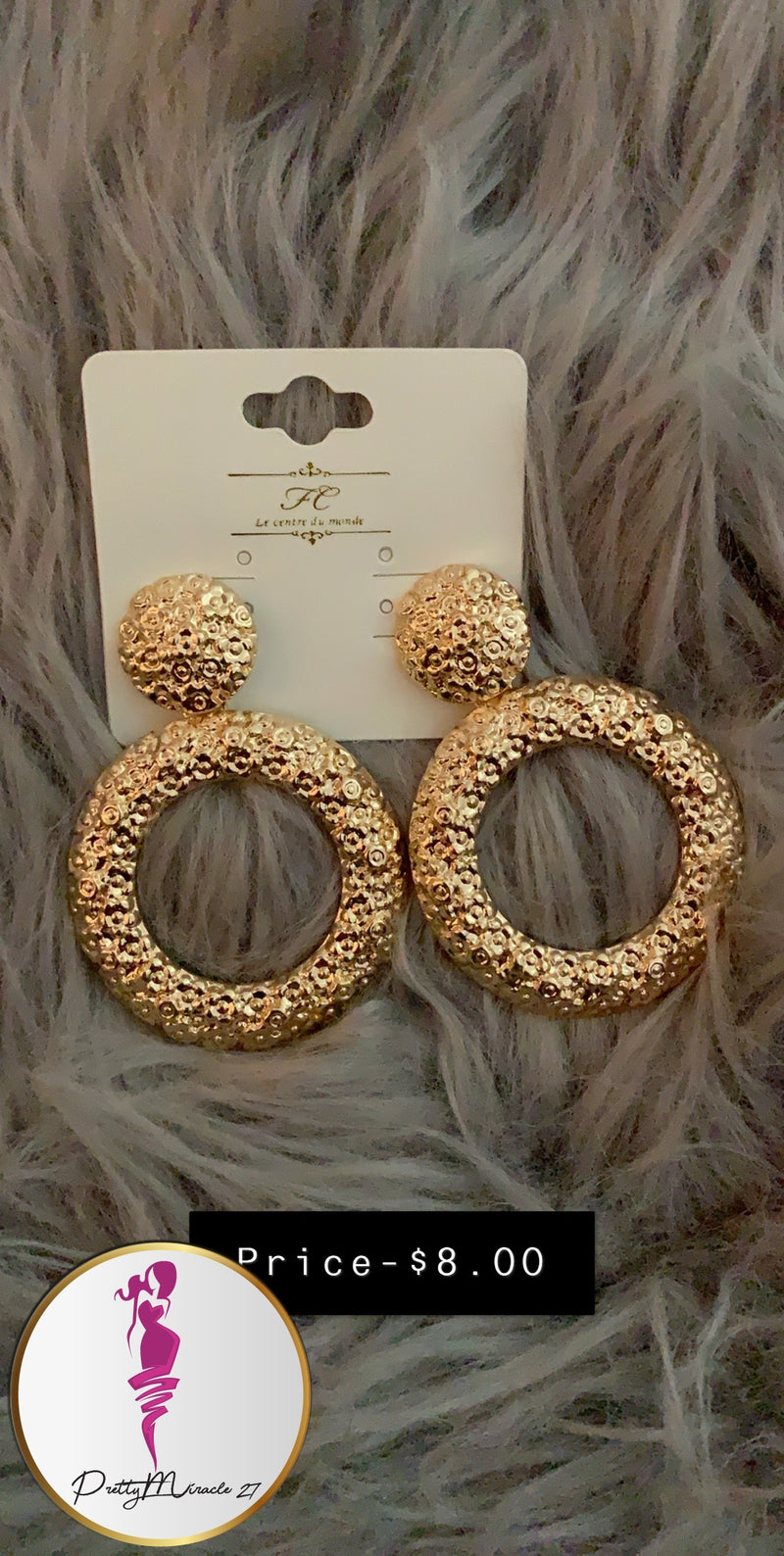 HEAVEN EARRINGS