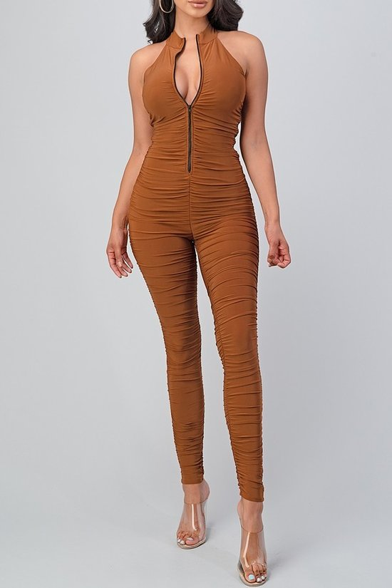 obsessed with me  jumpsuit