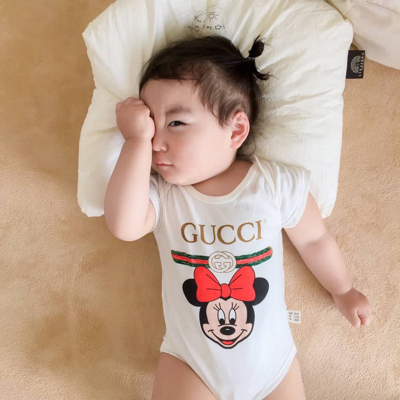 Minnie world bodysuit