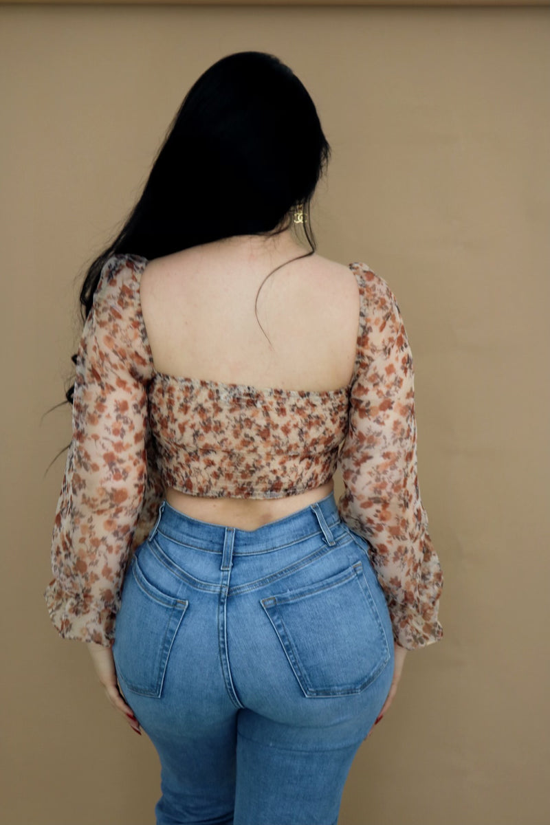 Desert flower top