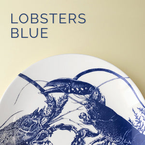 Lobsters Blue