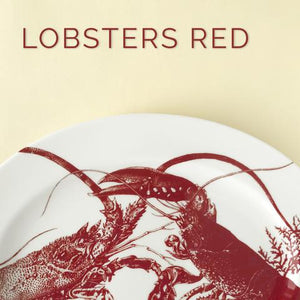Lobsters Red