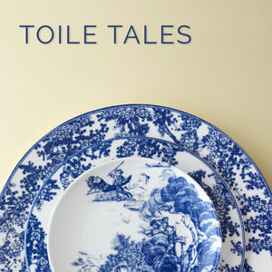 WILLIAMSBURG Collection - Toile Tales