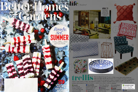 Caskata Featured in Better Homes and Gardens July 2021