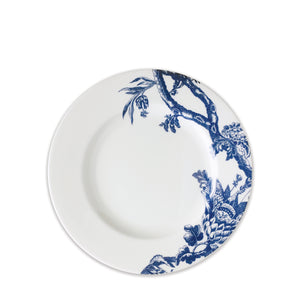 Colonial Williamsburg Arcadia Blue Salad Plate
