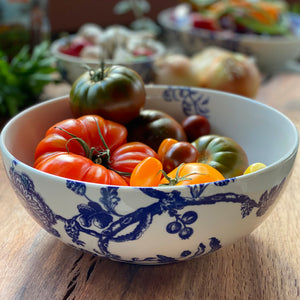 Arcadia Vegetable Serving Bowl - Caskata