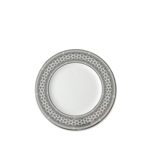 Hawthorne Ice- Platinum Bread & Butter Plate