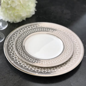 Hawthorne Ice Dinner Plate and Salad Plate