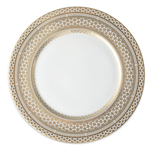 Hawthorne Gilt (Gold) Charger Plate
