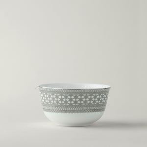 Hawthorne Ice (Platinum) Small Rice Snack Bowl