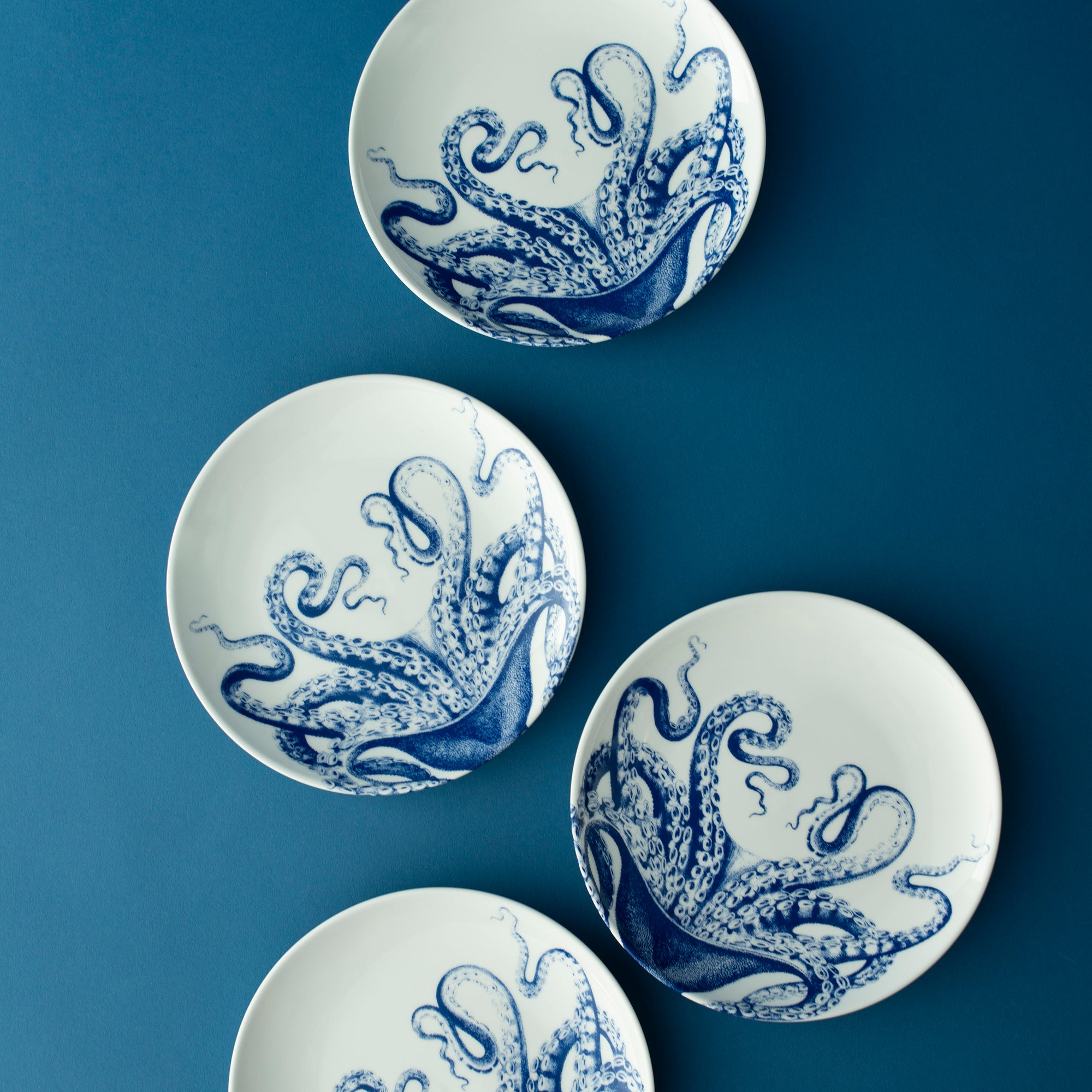 Blue Lucy Canape Set of 4_Caskata