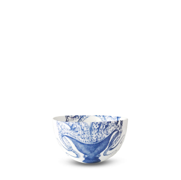 Blue Lucy Snack Bowl